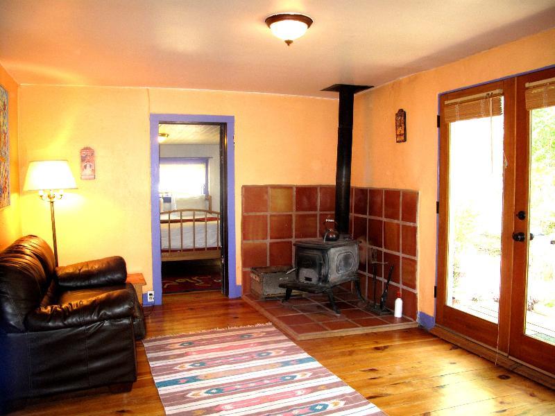 Hideaway: Casita Retreat on Goji Berry Farm, Sleeps 3-4 - Image 1 - San Cristobal - rentals