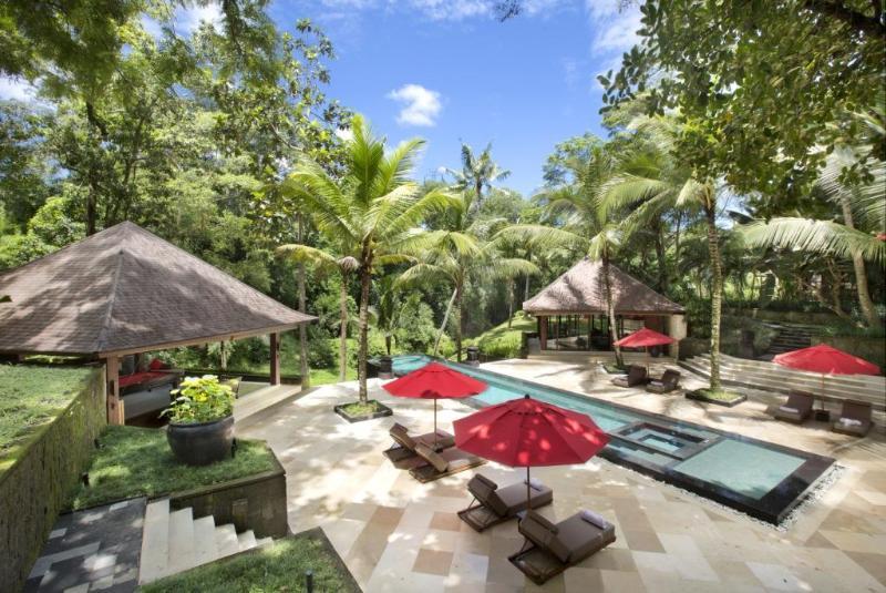 The main pool of Villa The Sanctuary Bali - Villa The Sanctuary Bali Owner Listing - Canggu - rentals