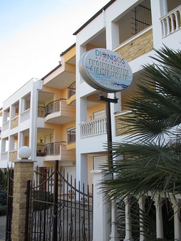 Eleonas apartments in Nea Moudania, Halkidiki - Image 1 - Halkidiki - rentals