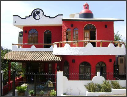 exterior - The Dream House - San Pancho - rentals