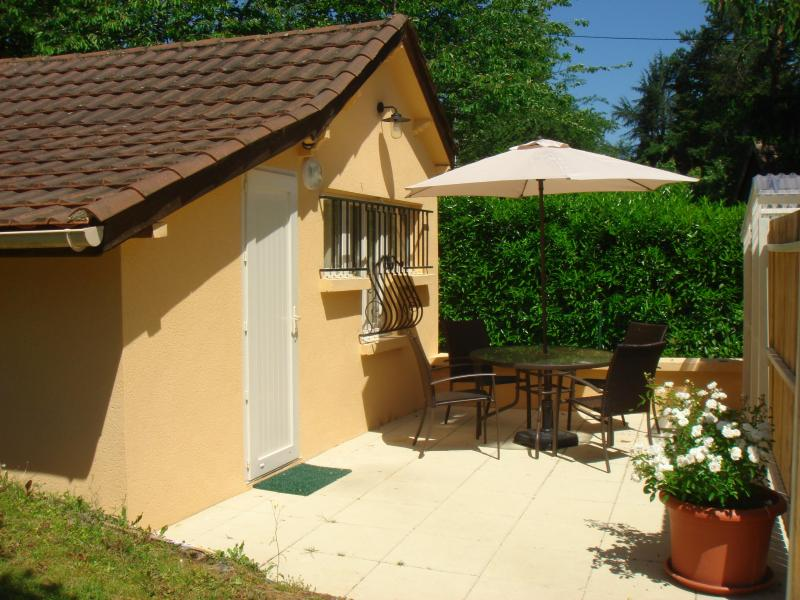 Studio For Holiday rental Sarlat La caneda France - Image 1 - Sarlat-La-Caneda - rentals