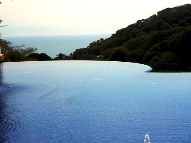 Views from Pool - Alamar 2 Bedroom 2 Bath -Amazing Views - La Cruz de Huanacaxtle - rentals