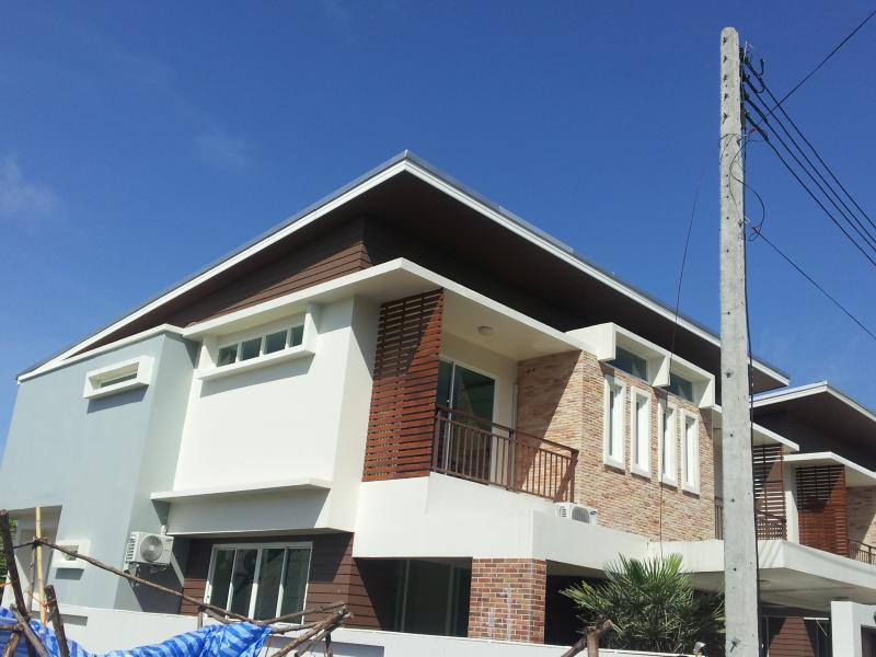 Exterior - 3 Bedrooms 3 Bathrooms New Modern House for Rent - Rawai - rentals