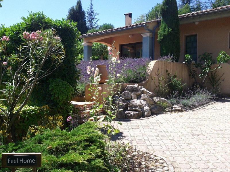Feel Home Villa in Dieulefit (Drome Provencale) - Image 1 - Dieulefit - rentals