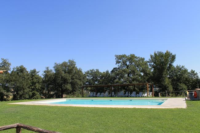 VERDE APARTMENT panoramic gazebo / garden / pool - Image 1 - Ponticino - rentals