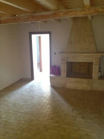 Traditional fireplace paved with marble - Private beach house - Xylokastro - rentals