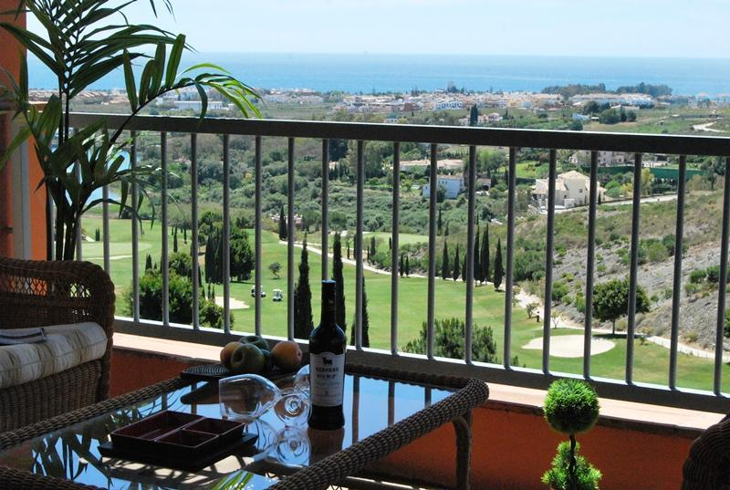 Luxury Penthouse at Los Flamingos - Image 1 - Benahavis - rentals