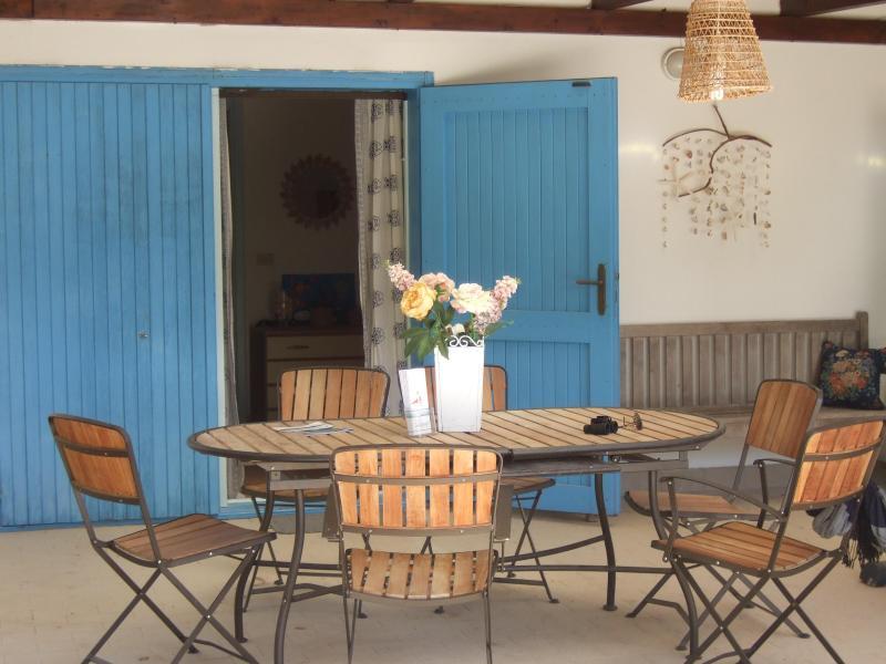 veranda - Villino Tamerici - Asinara - rentals