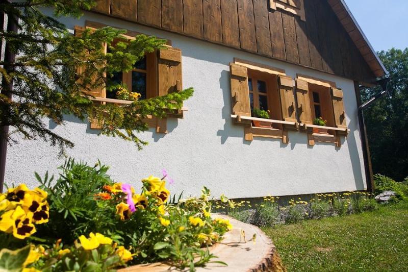 facade - Mountine rural house Margherita - Mrkopalj - rentals