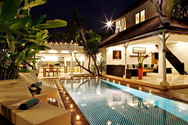 Villa - 3 BR Lux Pool Villa OceanStar1 Seminyak 100m beach - Seminyak - rentals