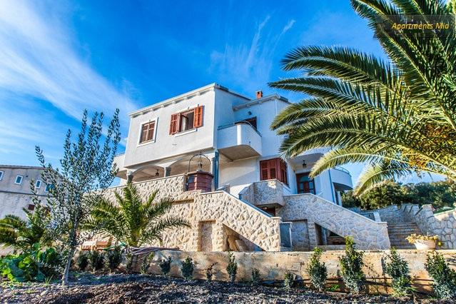 Apartments Mia -ap5- island Molat - Image 1 - Molat Island - rentals