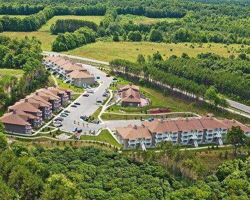 Aerial View - Shanty Bay Vacation Rentals - Carriage Ridge/Hills - Shanty Bay - rentals