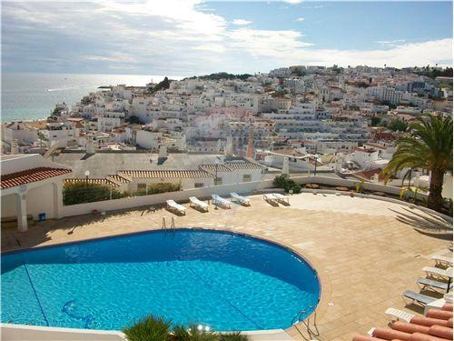 beautiful panorama - walking around the complex - Cosy apt 5 min  old town Albufeira and  beach - Albufeira - rentals