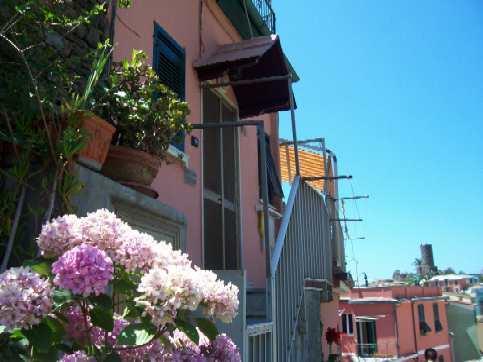 Entrance. - Affittacamere Alessandro Carro - Vernazza - rentals
