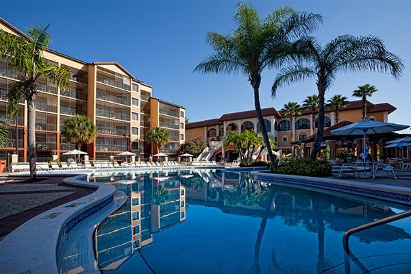 Pool area - CHRISTMAS Wk-Timeshare Rental-Westgate Lake Resort - Orlando - rentals