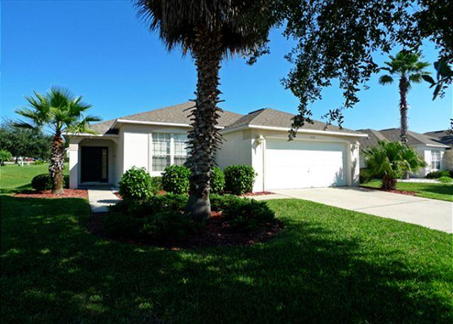 Dune House (Dunes1660s) - Huge Pool Deck and Corner Lot! - Image 1 - Haines City - rentals