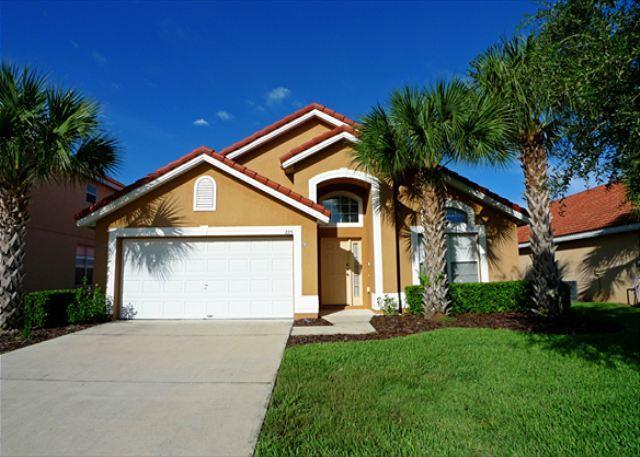 Cordova Villa (Cordova225s) - Open concept 4 bedroom Solana Resort Home! - Image 1 - Davenport - rentals