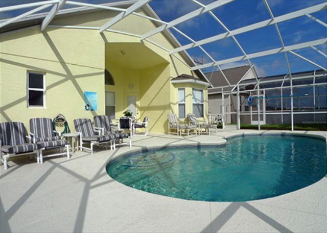 Sunny Haven Villa (Sunny246s) - Open Floor Plan, Lots of Natural Lighting! - Image 1 - Davenport - rentals