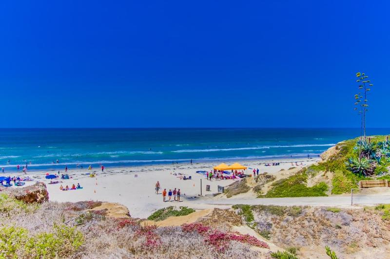 OCEAN VIEW Beach House **3 Houses to Ocean** - Image 1 - Pacific Beach - rentals