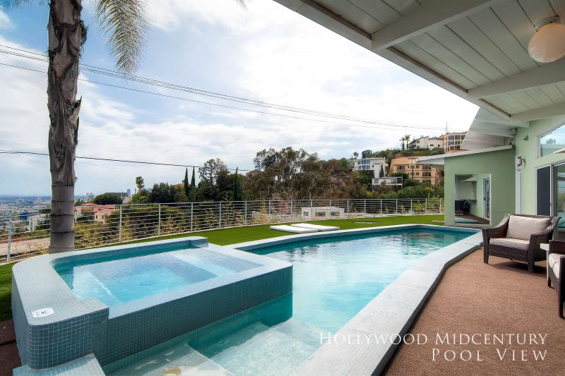 Hollywood MidCentury PoolView - Image 1 - Los Angeles - rentals