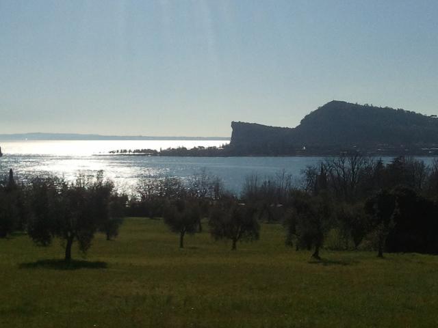 panorama sulla Rocca di Manerba - Old fashion suite Nonno Peppo - lago di Garda - Manerba del Garda - rentals