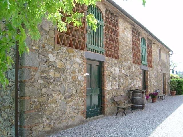 External view - Fattoria di Fubbiano - Mandolata - Italy - rentals