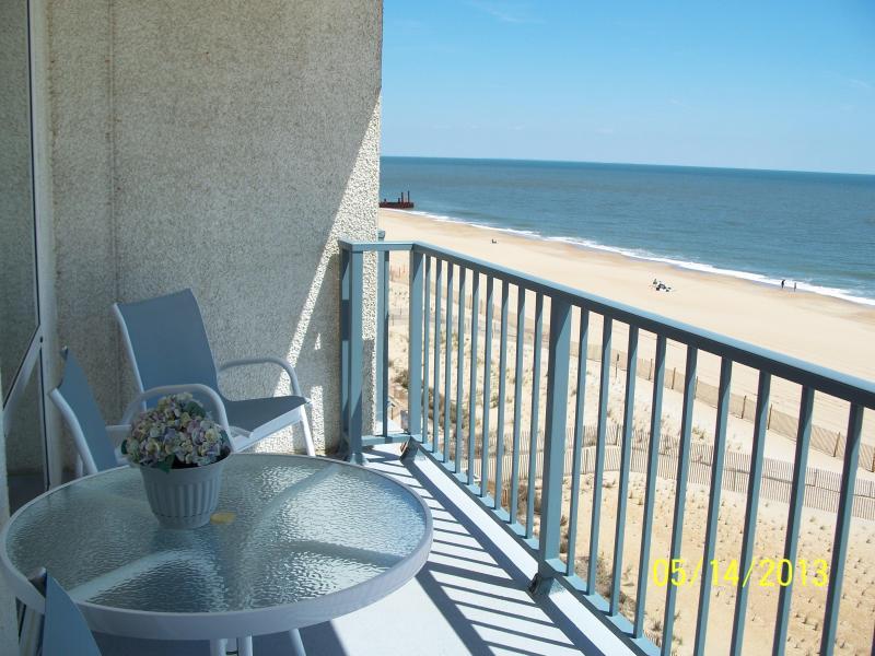 Balcony - Oceanfront Beach Property - Rehoboth Beach - rentals