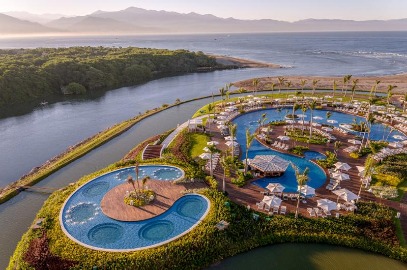 Panorama - GOLF FREE Nuevo Vallarta or Riviera Maya Mexico - Nuevo Vallarta - rentals