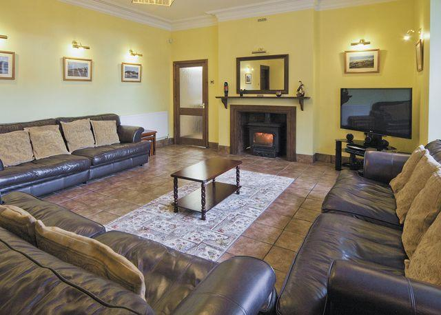 Lounge - Penbryn Mynach Holiday Cottage - Barmouth, Wales - Barmouth - rentals