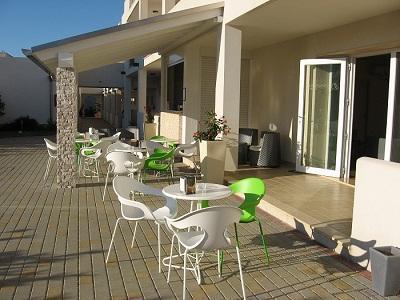 Esterno zona BAR - Donnosanto Residence - San Bartolomeo al Mare - rentals