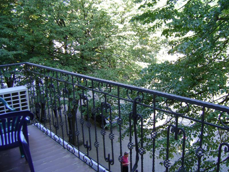 the apartment with a balcony on Deribasovskaya St - Image 1 - Odessa - rentals