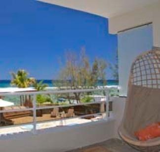 Tamarin Beach Apartments Duplex' baclony - 8, Tamarin Beach Apartments Mauritius - Tamarin - rentals
