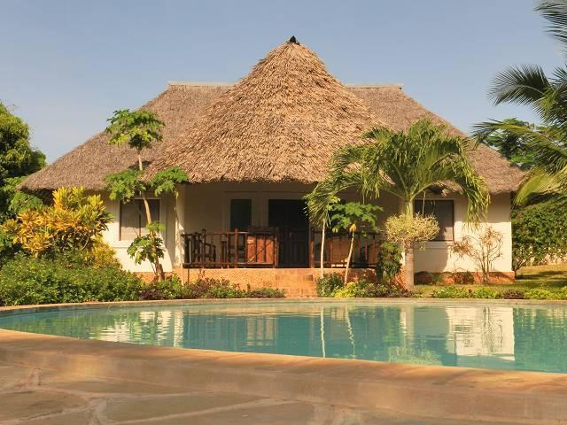 Ferienhaus in Kenia - Villa Sunshine with Pool and big garden - Diani - rentals