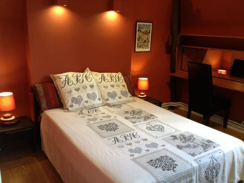 Chambre lit 140 - 2 bedrooms Appart for rental - sarlat- Dordogne - Sarlat-La-Caneda - rentals