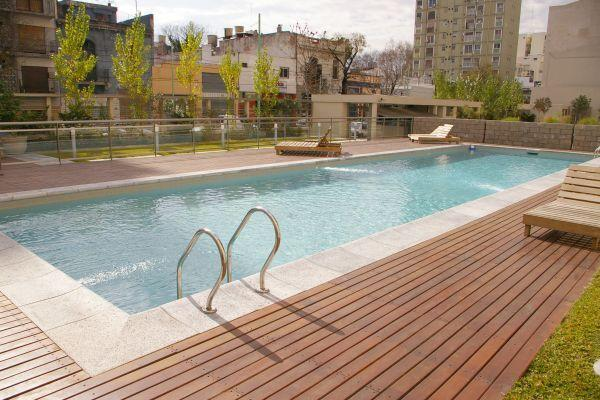 NEW 2 BEDR APT IN PALERMO! GREAT VIEWS, POOL, GYM - Image 1 - Buenos Aires - rentals