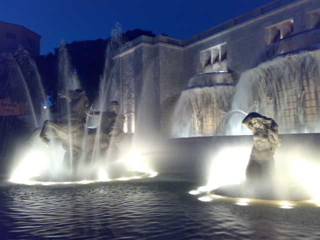 Alameda Fountain - Alameda Central Lisbon - Lisbon - rentals