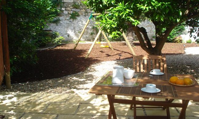 Private terrace - Casa do Castelo - Lisbon - rentals