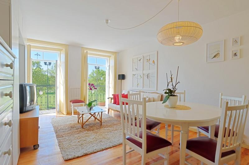 Beautiful garden views - Casa dos Passarinhos - Lisbon - rentals
