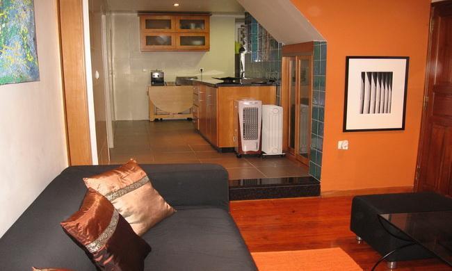 Living area - ChezChaouen - Lisbon - rentals