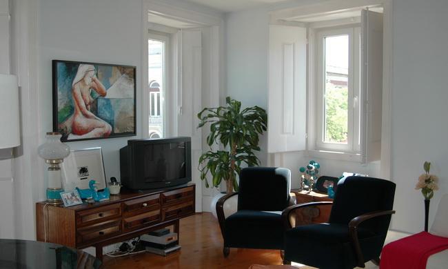 Living room - Casa Rita - Lisbon - rentals