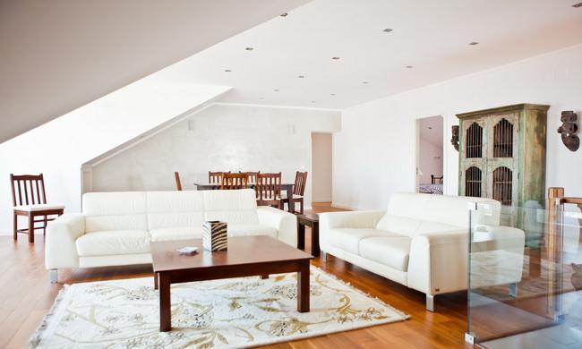 Living room - São Rafael River View - Lisbon - rentals