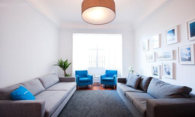 Living room - Lisbon for All - Lisbon - rentals
