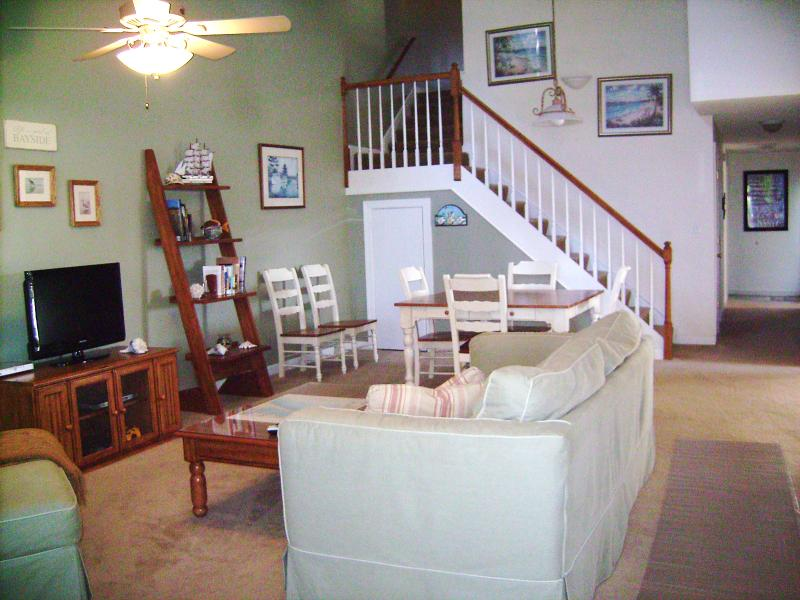 Great room - Find unspoiled natural beauty, slower pace and genuine southern hospitality... - Cape Charles - rentals