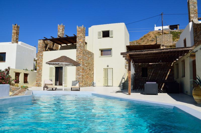 The villa - Villa Tzia - Kea island - Kea - rentals