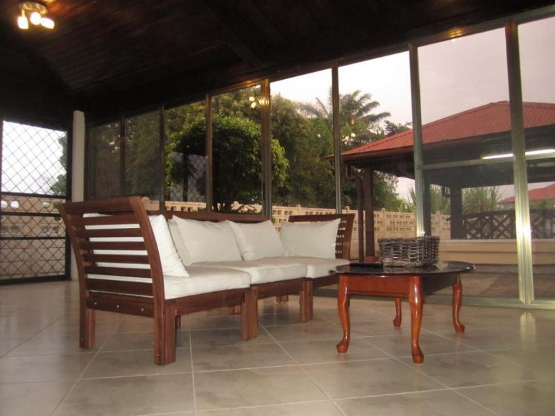 Open and Spacious Living Area - Villa Mon Plaisir - Paramaribo, Suriname - Paramaribo - rentals