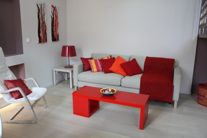 The Duplex, Superb 2 Bedroom Flat in Nice, Near the Sea - Image 1 - Nice - rentals