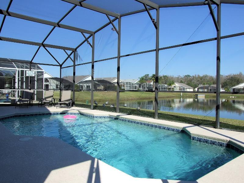 pool - Magic Lake Villa - Kissimmee - rentals
