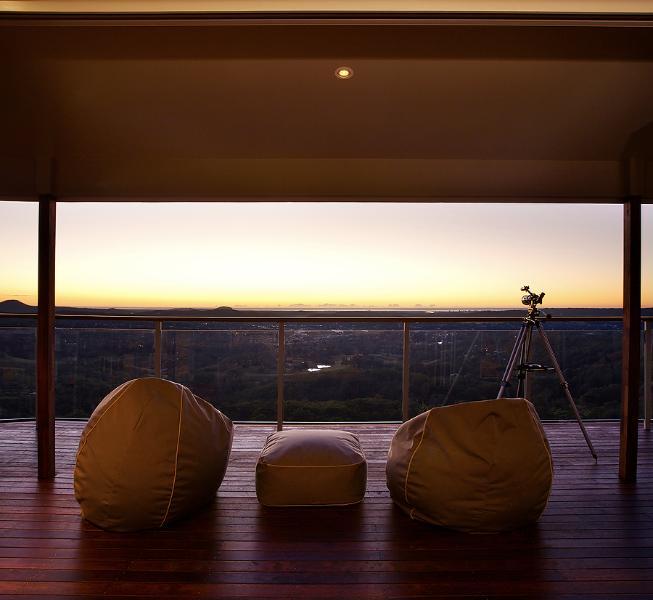Freestyle Escape- Escape house,deck view - Freestyle Escape - Sunshine Coast - rentals