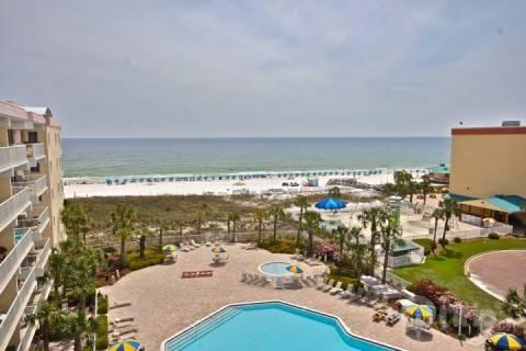DESTIN WEST BEACH RESORT #609 -1Br/2Ba -Your summer funs starts here!  Call now to book! - Image 1 - Fort Walton Beach - rentals