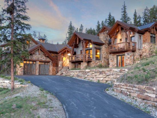 Unparalleled Highlands Home with Three Master Suites and 5,600 Square Feet of Luxury - Image 1 - Breckenridge - rentals